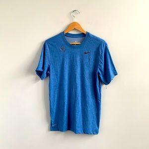 Nike Dri Fit Short Sleeve T Shirt